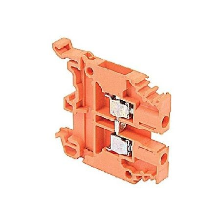 ABB 010500220 Feed-Thru Terminal Block, 1000 VAC, 32 A, 22 to 10 AWG Wire