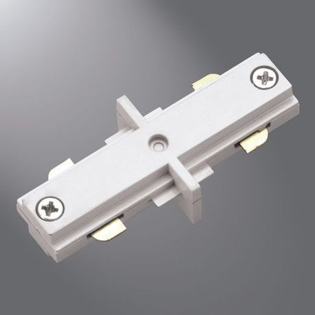 Halo L908mb Low Profile Mini Joiner Track Lighting Connector 1 Circuit 6 8 In L X 3 4 W Polycarbonate
