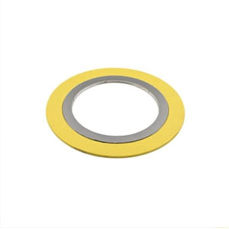 1 1/2 300#/400#/600# SPIRAL WOUND GASKET 304 STAINLESS STEEL WINDING, FLEXIBLE GRAPHITE FILLER, CARBON STEEL OUTER RING