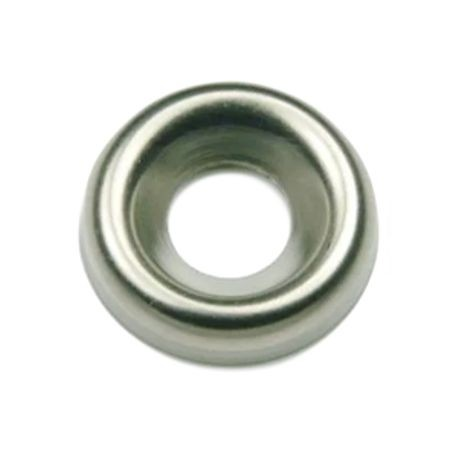 #8 18-8 STAINLESS STEEL COUNTERSUNK FINISHING WASHER