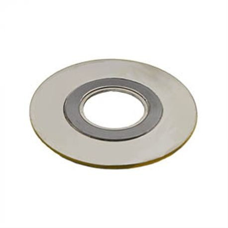1 1/2 900#/1500# SPIRAL WOUND GASKET 304 STAINLESS STEEL INNER RING, 304 STAINLESS STEEL WINDNG, FLEXIBLE GRAPHITE FILLER, 304 STAINLESS STEEL OUTER RING