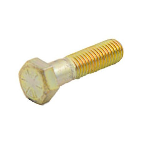 1 1/2-6 X 5 J429 GRADE 8 HEX CAP SCREW, PLATED