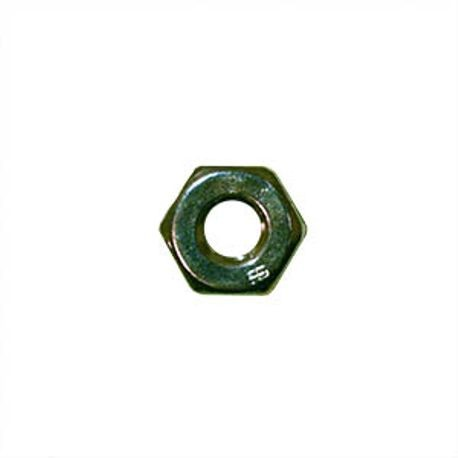 #10-32 316 STAINLESS STEEL MACHINE HEX NUT