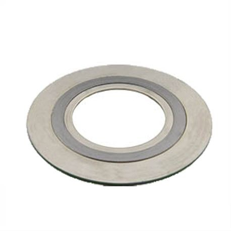 1 1/2 900#/1500# SPIRAL WOUND GASKET 316 STAINLESS STEEL INNER RING, 316 STAINLESS STEEL WINDNG, FLEXIBLE GRAPHITE FILLER, 316 STAINLESS STEEL OUTER RING