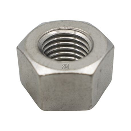 1 1/2-6 A194 GRADE 8M STAINLESS STEEL HEAVY HEX NUT