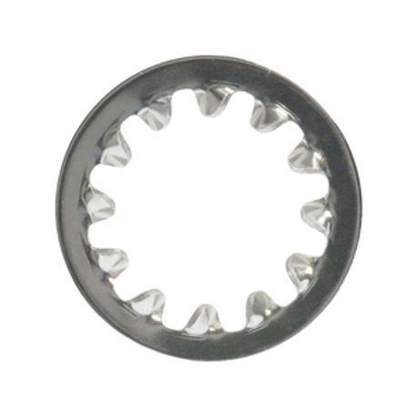 #8 STAINLESS STEEL INTERNAL TOOTH LOCK WASHER