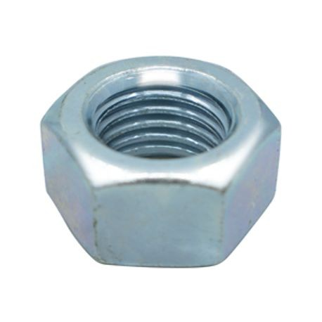 Grade 2 Hex Nut, Plated