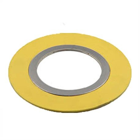 1 1/2 2500# SPIRAL WOUND GASKET 304 STAINLESS STEEL WINDING, FLEXIBLE GRAPHITE FILLER, CARBON STEEL OUTER RING