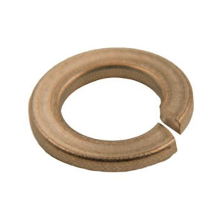 #10 SILICON BRONZE SPLIT LOCK WASHER