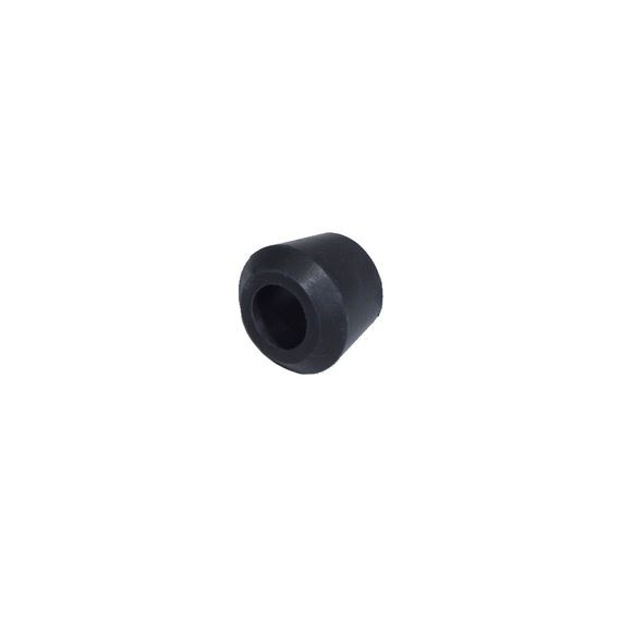 Bushing, Single Hole, neoprene, cable range .125 - .188, Form Size 2