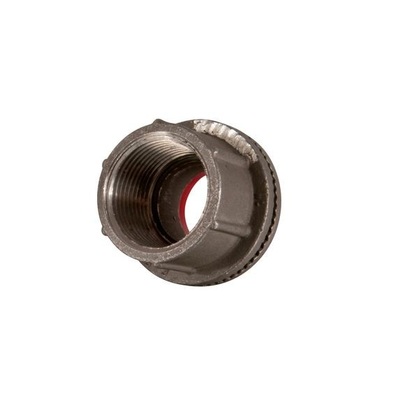 "Watertight Conduit Hub, die cast zinc, 2 1/2"" NPT"