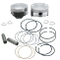 "S&S 106"" Forged Stroker Pistons for 1999-'16 HD<sup>®</sup> Big Twins - +.010"""