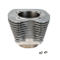 "3.927""  Bore Cylinder for S&S 97"" and 106"" Big Bore Kits for 1999-'16 Big Twins - Silver Finish"