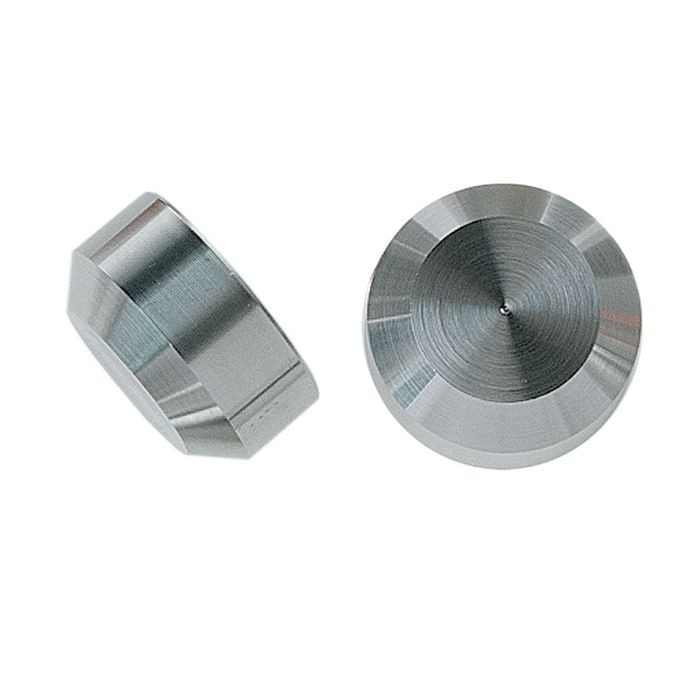 Stainless Steel Chamfer Style Cap For Cable Rail