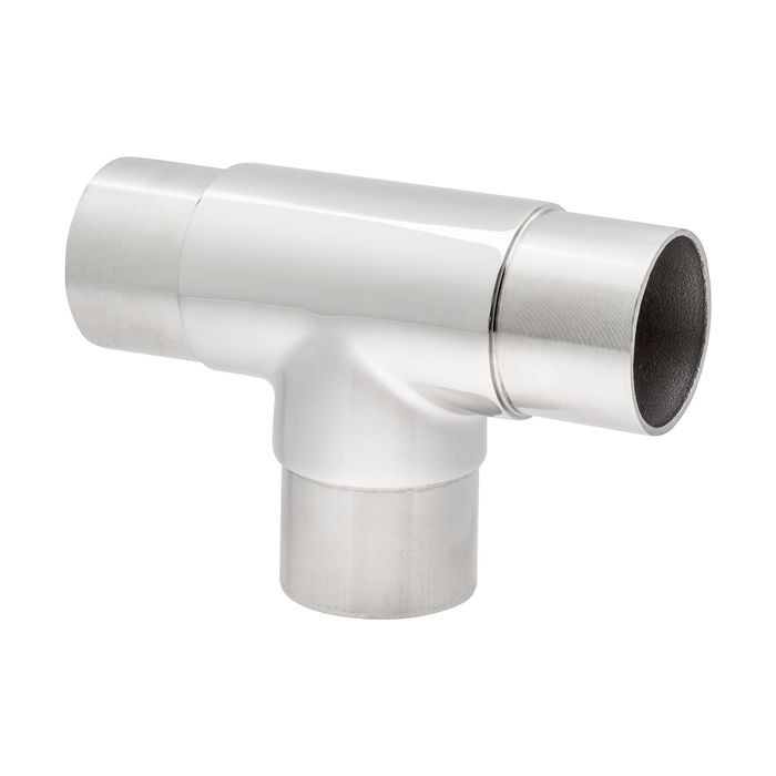 1-1/2in Dia x 2-3/8in W x 1-15/16in H | Polished Stainless Steel Finish | Flush Fitting