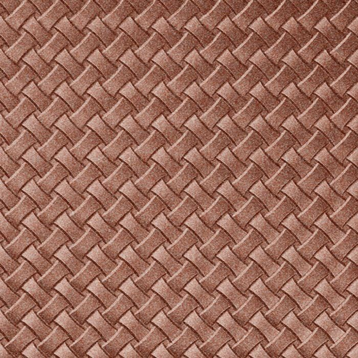 FlexLam 3D Wall Panel | 4ft W x 10ft H | Celtic Weave Pattern | Argent Copper Finish