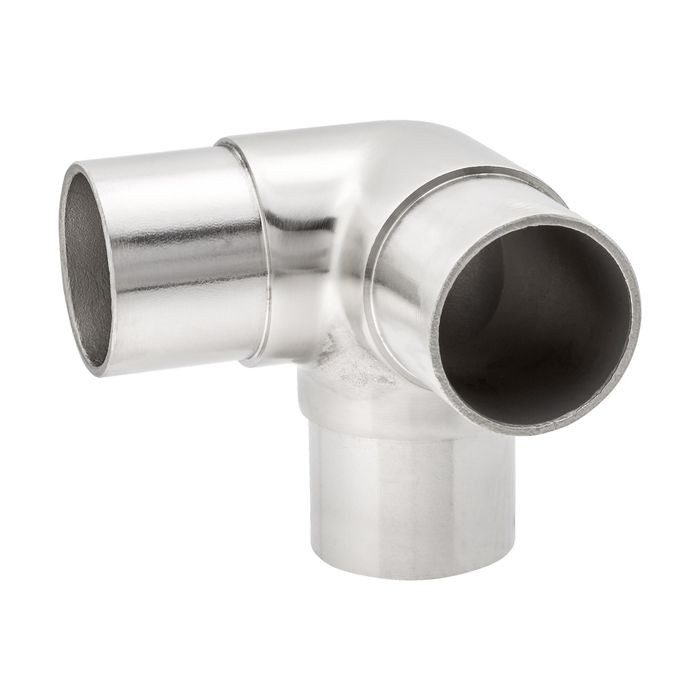 1-1/2in Dia x 1-15/16in W x 1-15/16in H | Satin Stainless Steel Finish | Flush Fitting