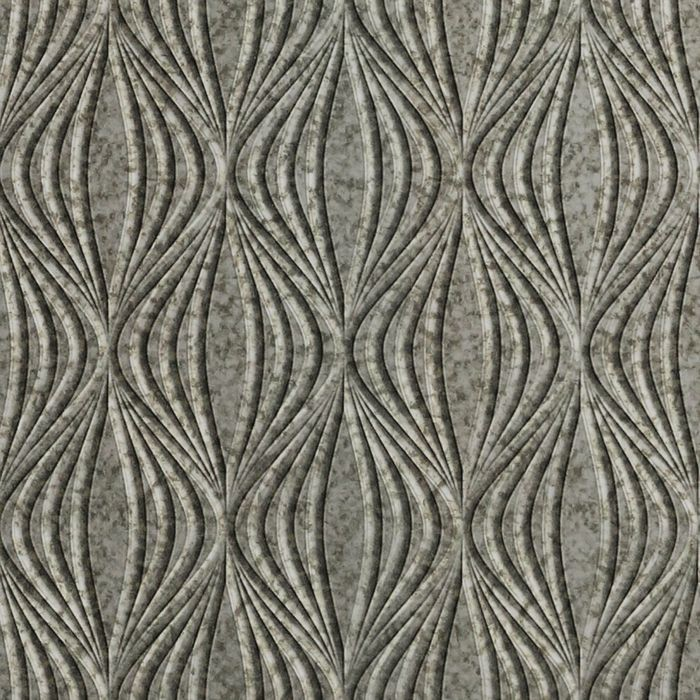 10' Wide x 4' Long Shallot Pattern Galvanized Finish Thermoplastic Flexlam Wall Panel
