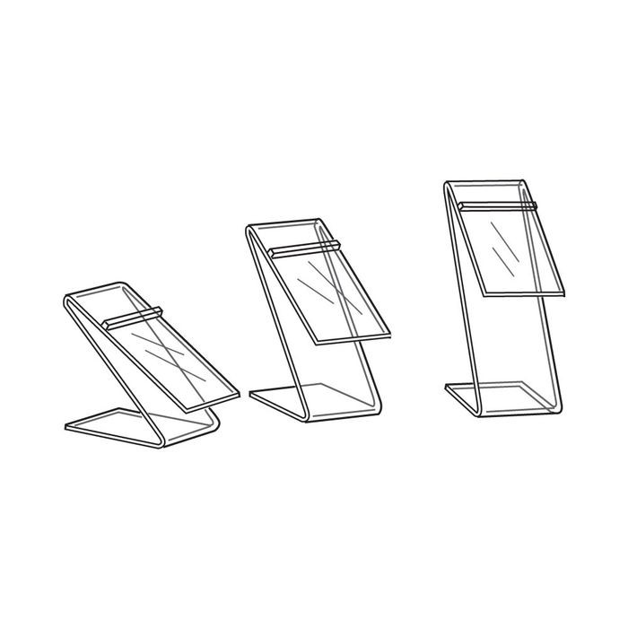 Z Bend Shoe Riser Set Of 3