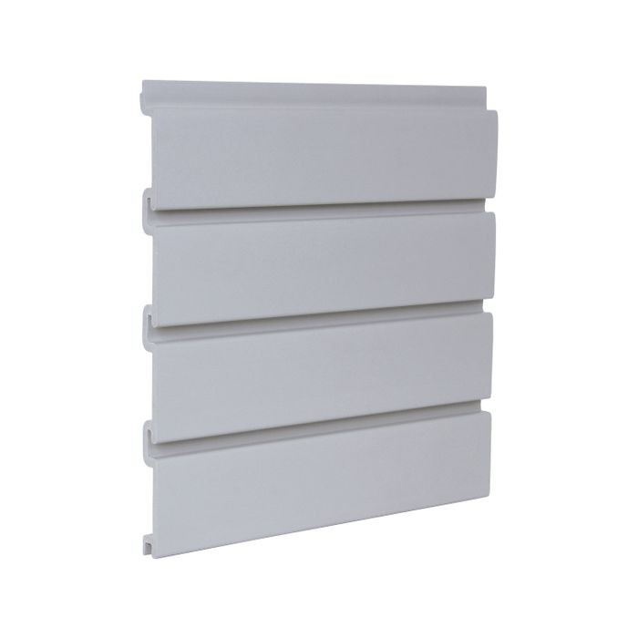 1' X 8' Gray Heavy Duty Greatwall Panel 4 Pcs Per Box