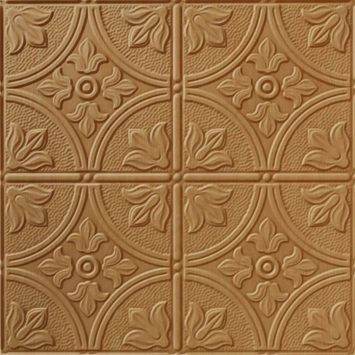 FlexLam 3D Wall Panel | 4ft W x 10ft H | Boston Pattern | Light Maple Finish