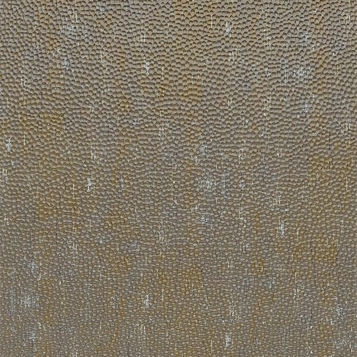 10' Wide x 4' Long Hammered Pattern Vintage Metal Finish Thermoplastic Flexlam Wall Panel