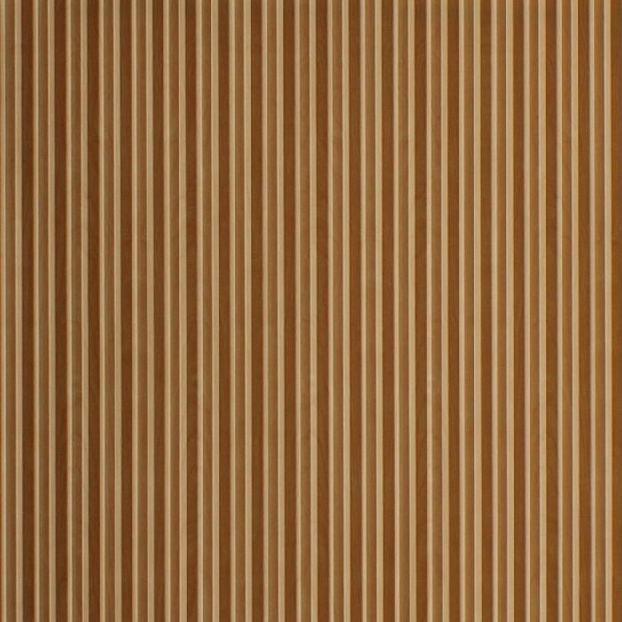 10' Wide x 4' Long Ridges Pattern Light Maple Finish Thermoplastic Flexlam Wall Panel