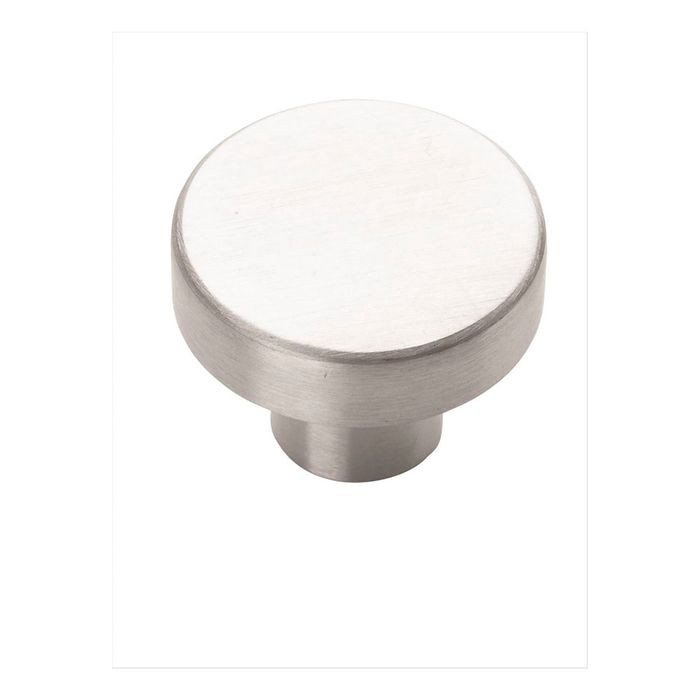"1 1/4"" Diameter Knob Stainless Steel"