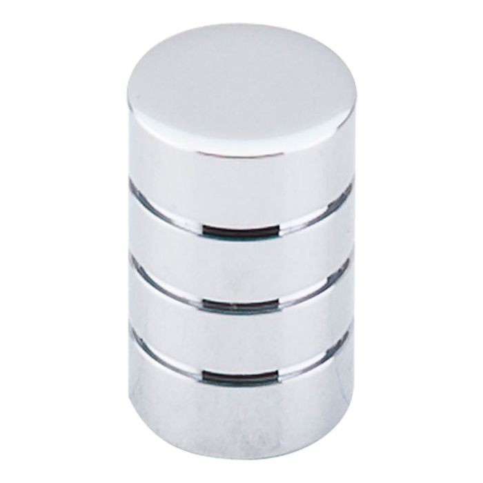 Nouveau Ii Knob Polished Chrome