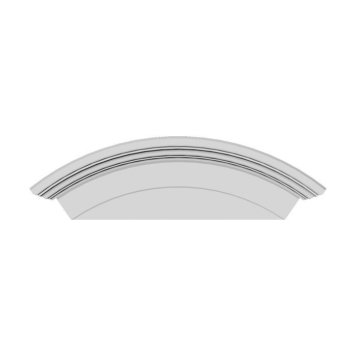 "10"" High x 34"" Wide Window Crosshead Arch"