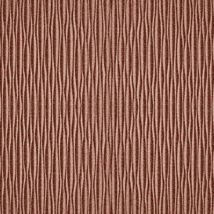 10' Wide x 4' Long Mojave Pattern Argent Copper Vertical Finish Thermoplastic Flexlam Wall Panel