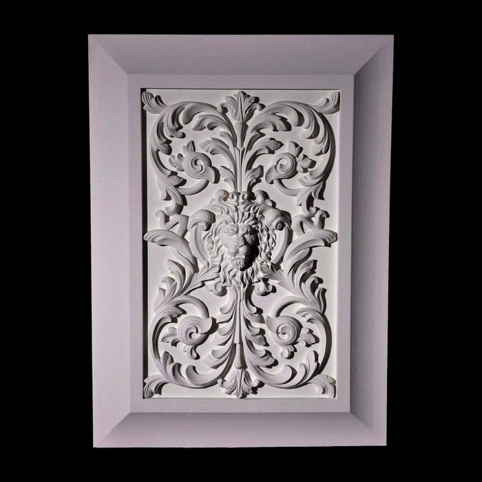 "14-1/4"" Wide x 25-3/4"" High Unfinished Polymer Resin Panel"