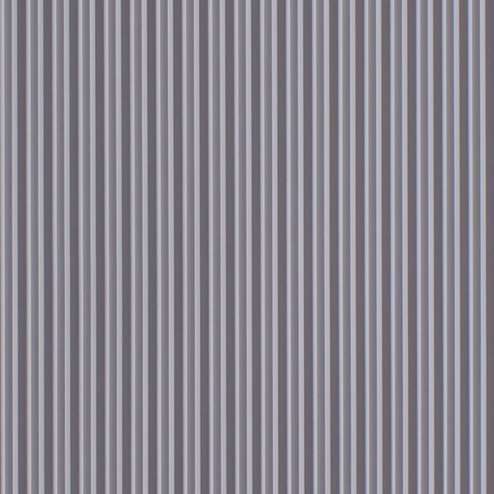 10' Wide x 4' Long Ridges Pattern Lavender Finish Thermoplastic Flexlam Wall Panel