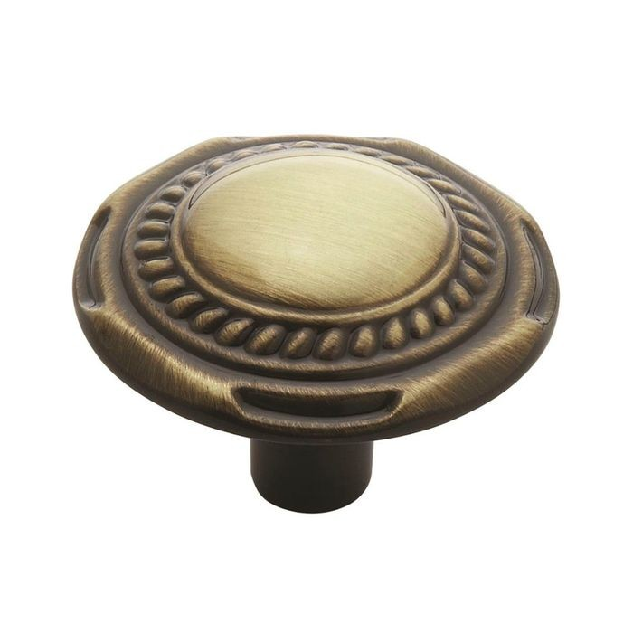 "1 1/4"" Diameter Knob Antique English"