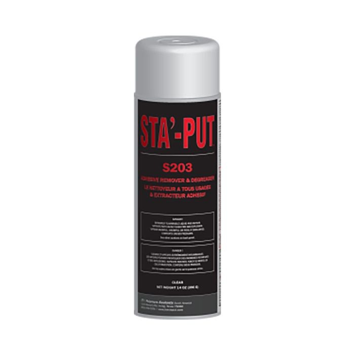 Stay-Put SPH/II Adhesive Remover 15oz Can