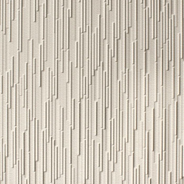 10' Wide x 4' Long Glacier Pattern Almond Finish Thermoplastic FlexLam Wall Panel