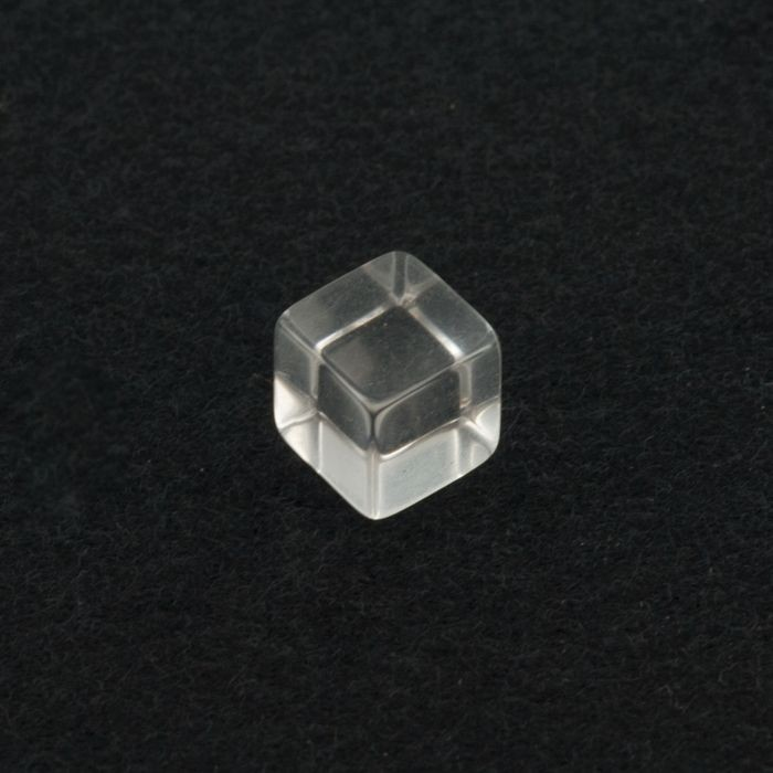 3/8in | Clear Acrylic Cube