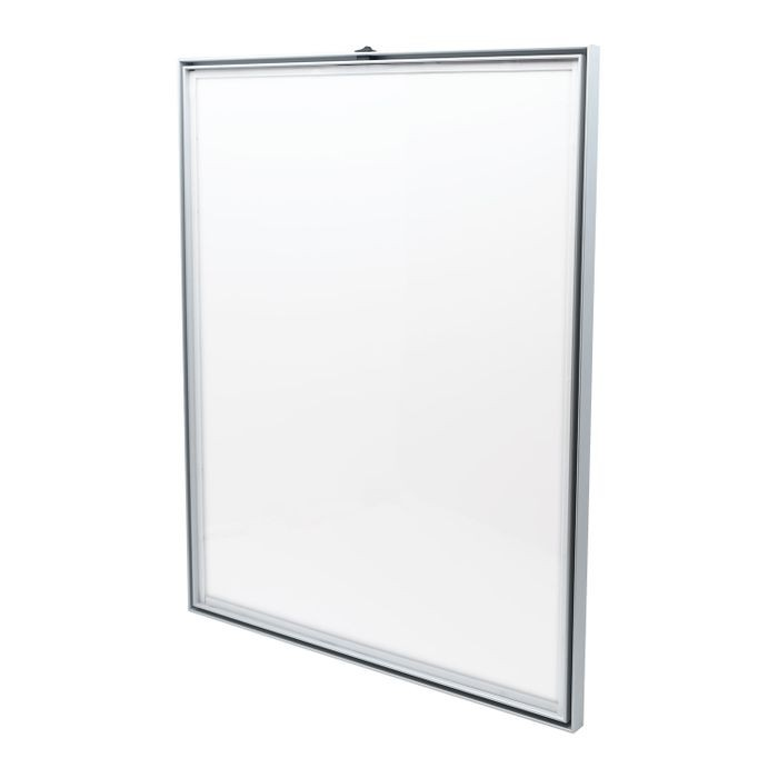 "Low Profile SEG Illuminated Frame | Cool White 6500K 28 Watts|2520 Lumens Per Foot 12V UL for 24"" x 36"" Graphic Size"