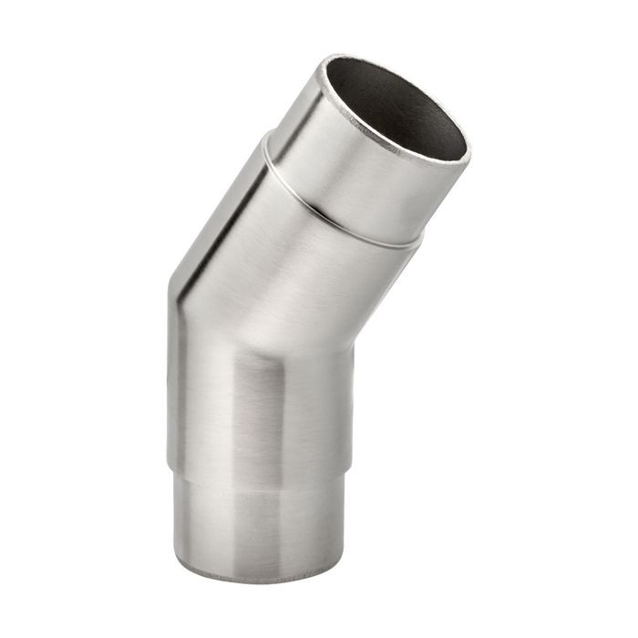 1-1/2in Dia x 1-3/4in H | Satin Stainless Steel Finish | 147 degeee Flush Fitting
