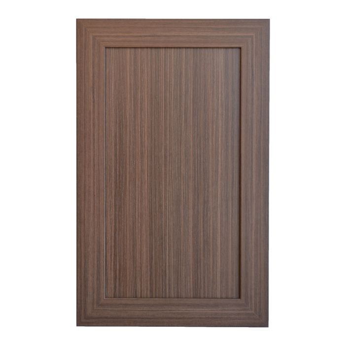 White Chocolate Small Shaker Style Tafisa Textured Door