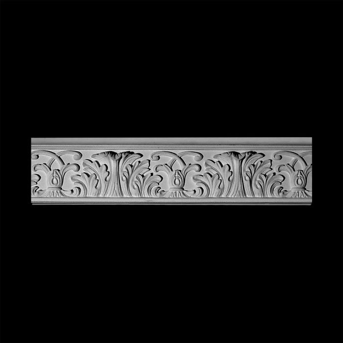 Unfinished Resin Artisan Collection | Crown Moulding | 8ft Long | Style 51-15C