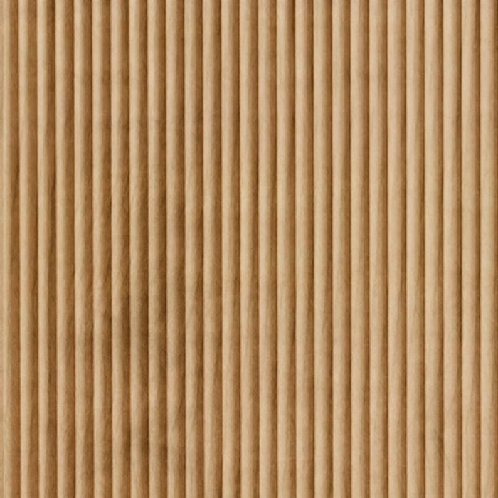 FlexLam 3D Wall Panel | 4ft W x 10ft H | Rib2 Pattern | Oregon Ash Finish