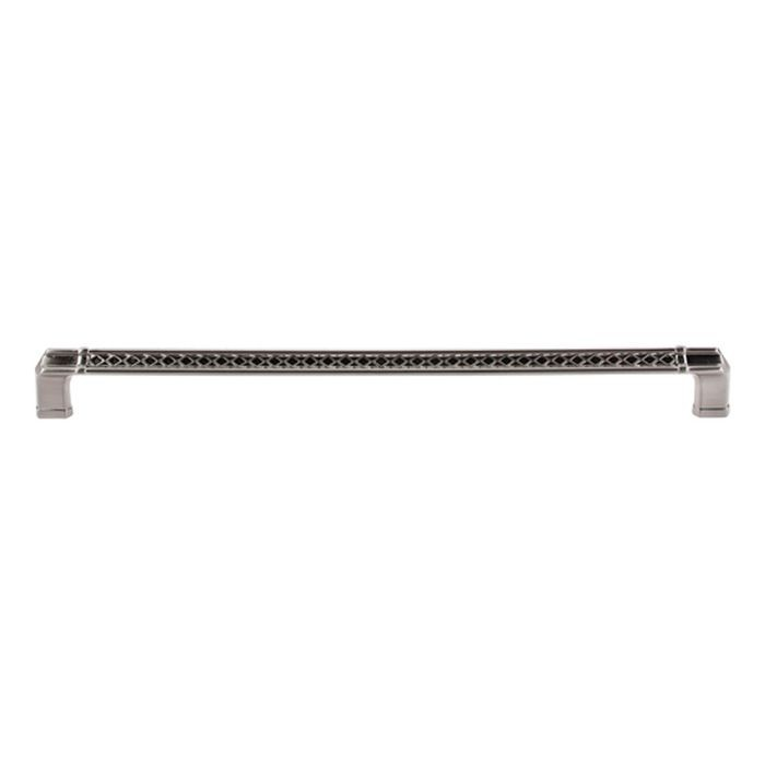 "Tower Bridge Pull 12"" Cc Brushed Satin Nickel"