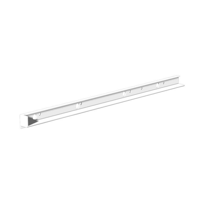 "14"" White Shelf Support"