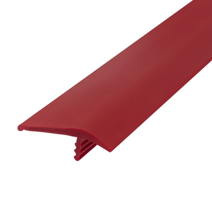 1-1/4in 324 Red Flexible Polyethylene | OffsetBarb Tee Moulding | 250ft Coil