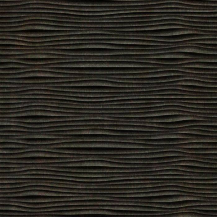 10' Wide x 4' Long Gobi Pattern Smoked Pewter Finish Thermoplastic Flexlam Wall Panel