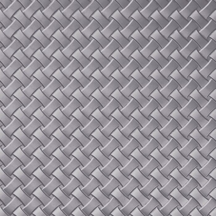 FlexLam 3D Wall Panel | 4ft W x 10ft H | Celtic Weave Pattern | Lavender Finish