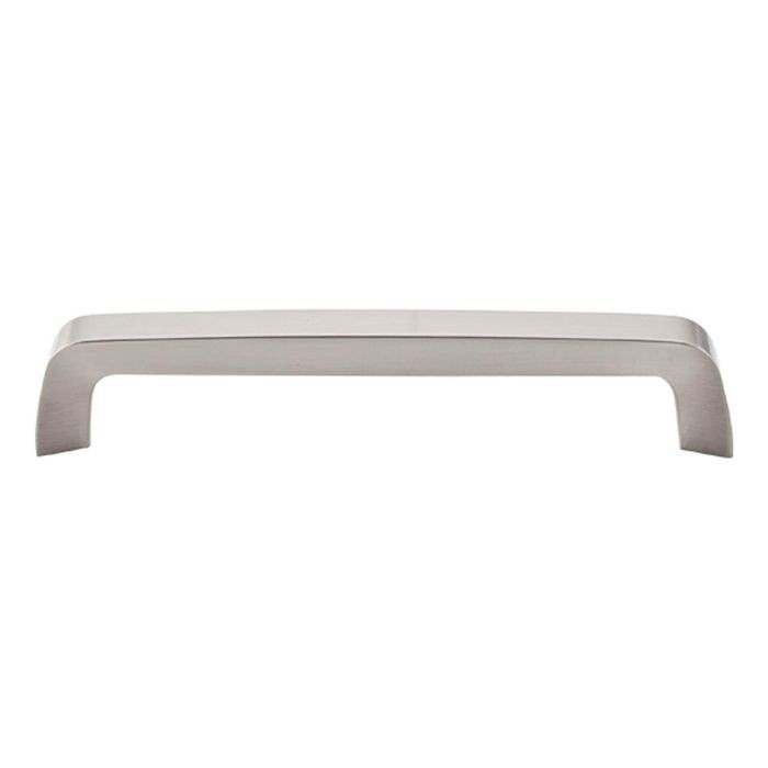 "Tapered Bar Pull 6 5/16"" Cc Brushed Satin Nickel"