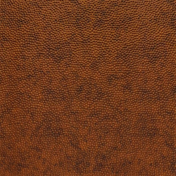 10' Wide x 4' Long Hammered Pattern Moonstone Copper Finish Thermoplastic Flexlam Wall Panel