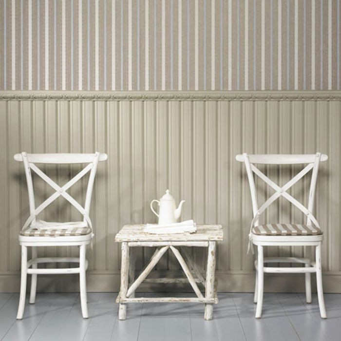 Orac Decor High Impact Polystyrene Panel/Chair Rail